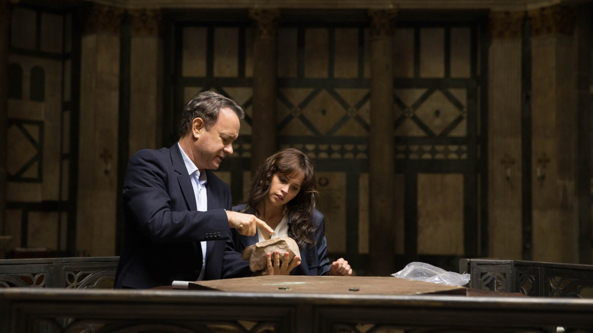 Movie Review: 'INFERNO' – a mystery not worth seeing through
