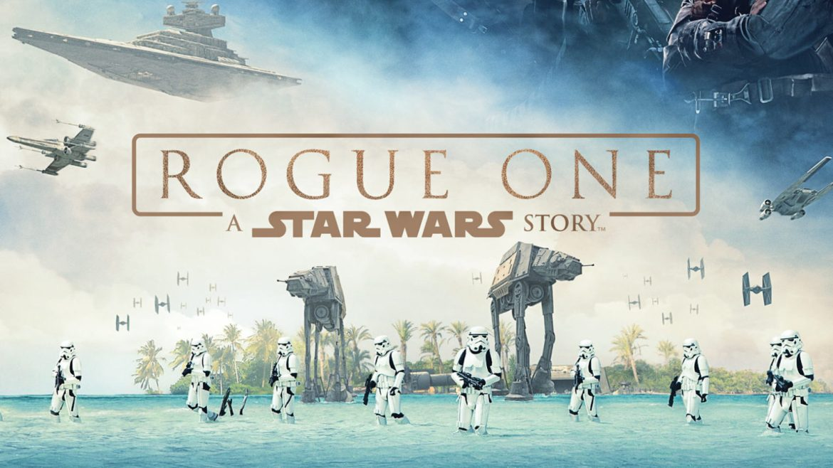 'STAR WARS' unleashes its final trailer for 'ROGUE ONE'