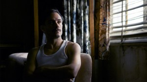 Gael García Bernal is Óscar Peluchonneau in NERUDA.
