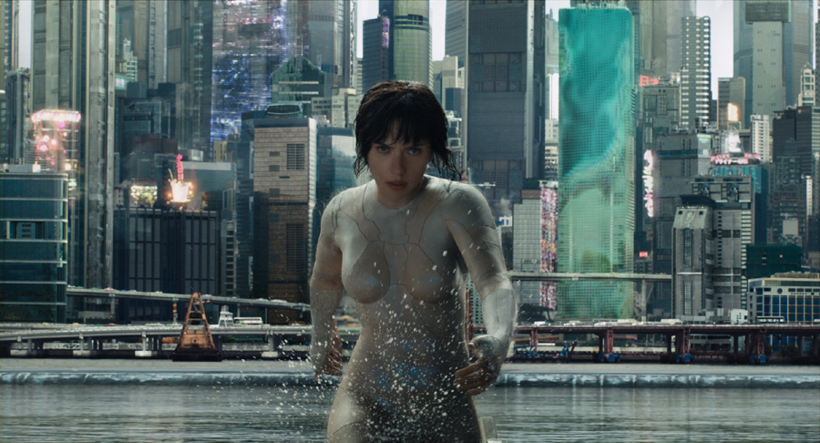 Fresh on Blu-ray: 'GHOST IN THE SHELL' and Criterion's 'LOST IN AMERICA'