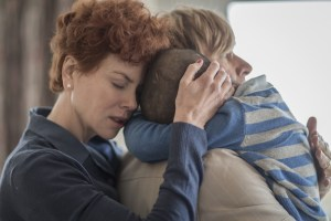 Nicole Kidman and David Wenham in LION. Courtesy of The Weinstein Company.