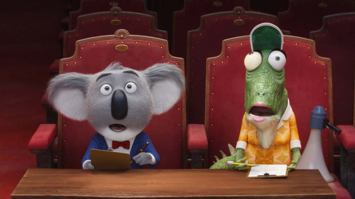 Movie Review Sing Is Like Zootopia Without The Smarts