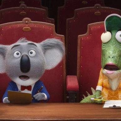 Movie Review: 'SING' is like 'ZOOTOPIA' without the smarts, heart