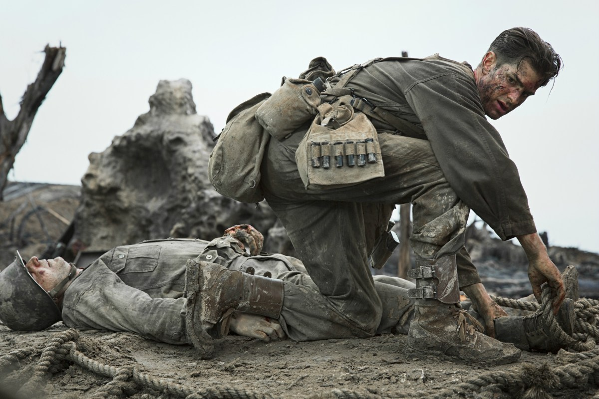 Movie Review Hacksaw Ridge A Violent And Endearing Comeback For Mel Gibson Freshfiction Tv