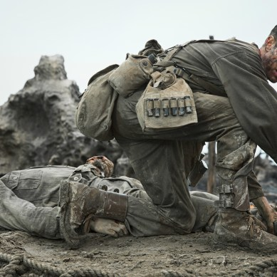 Movie Review: 'HACKSAW RIDGE' – a violent and endearing comeback for Mel Gibson
