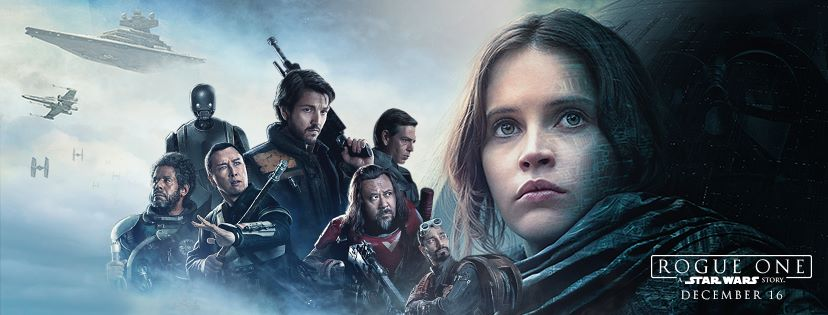 Movie Review: 'ROGUE ONE: A STAR WARS STORY' – Rebels with a cause