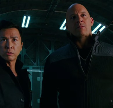 'XXX: RETURN OF XANDER CAGE' teases extreme stunts & bad-assery
