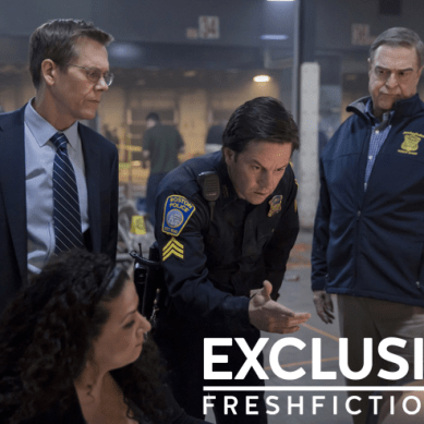 Producers Scott Stuber, Hutch Parker & Michael Radutzky get to the authentic root of 'PATRIOTS DAY'