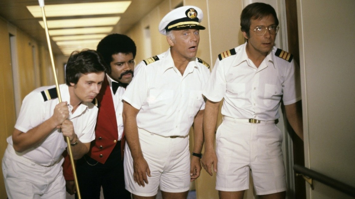 Going Overboard – THE LOVE BOAT's third season washes ashore with this week's Blu-ray releases
