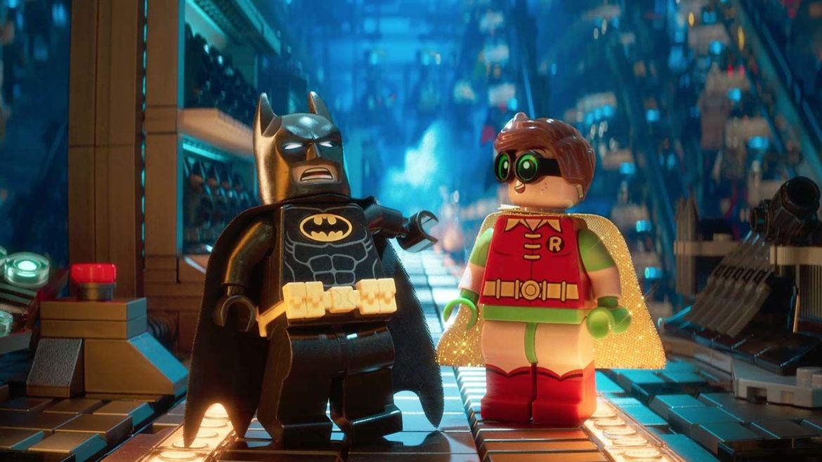 Movie Review: 'THE LEGO BATMAN MOVIE' – a master build