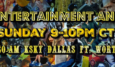 The Entertainment Answer – March and April podcast with Dallas-Ft. Worth Film Critics