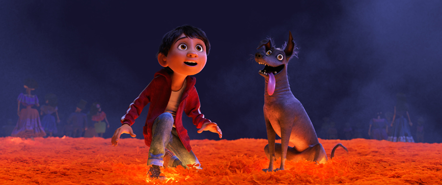Stop pitting 'PIXAR'S COCO' against 'THE BOOK OF LIFE' because you're not helping
