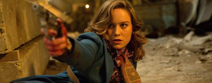 Blaze of Glory – 'FREE FIRE' and 'ALIEN' top must-see SXSW films