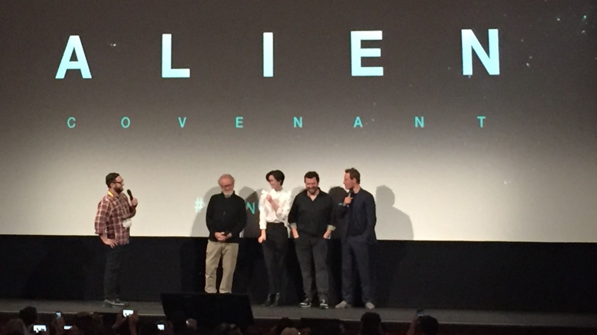 SXSW Day 1 Recap: 'SONG TO SONG' and 'ALIEN: COVENANT' footage