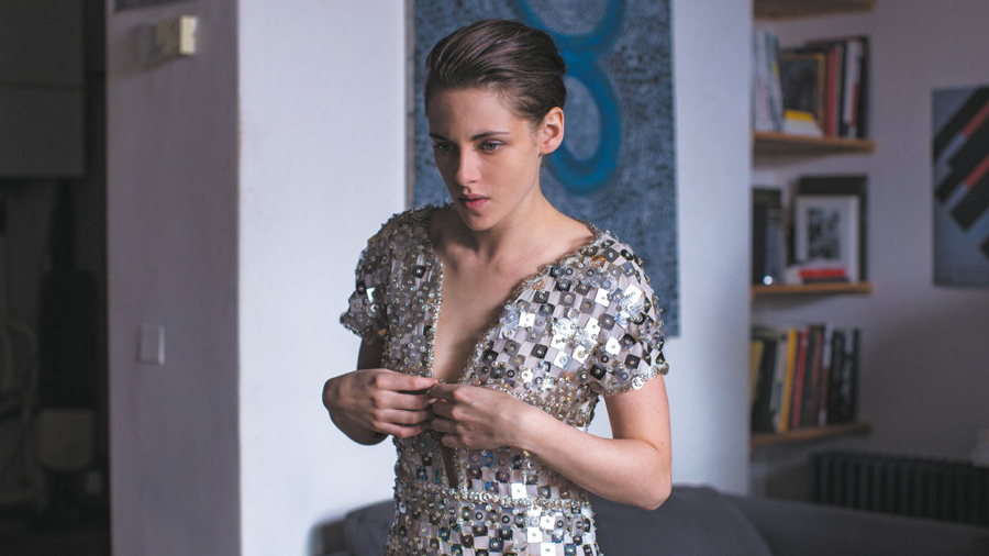 Kristen Stewart & director Olivier Assayas symbiotically create an introspective narrative in 'PERSONAL SHOPPER'