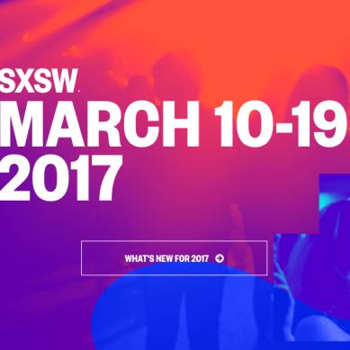 SXSW 2017 Highlight Reel (VIDEO)