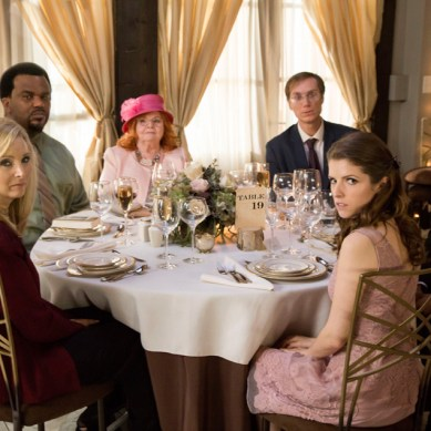 Movie Review: 'TABLE 19' is 'THE BREAKFAST CLUB' for wedding receptions