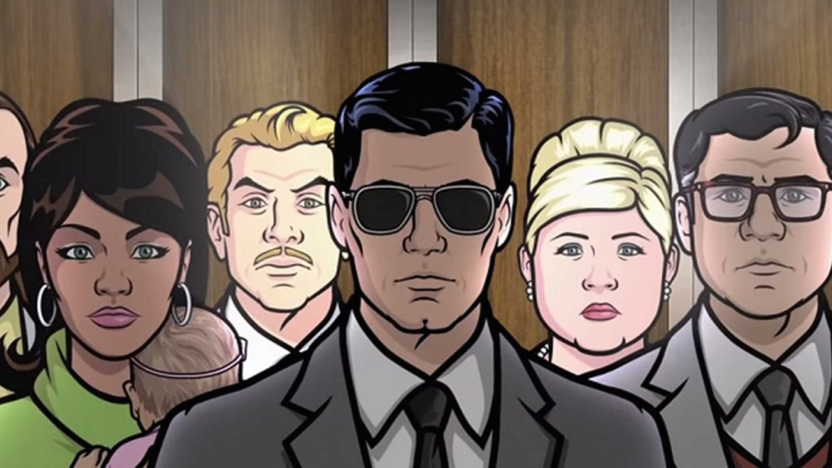 Fresh on DVD – 'ARCHER: SEASON 7' comes locked and loaded