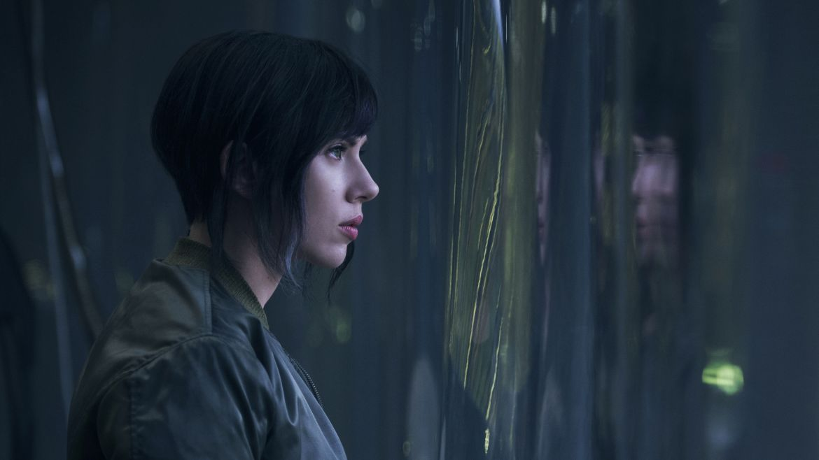 Movie Review: 'GHOST IN THE SHELL' – hollow (wo)man