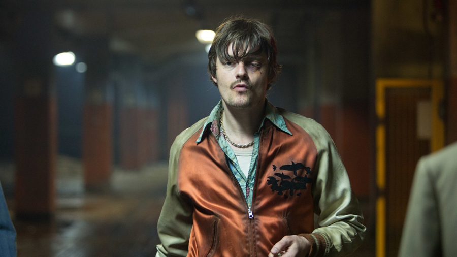 Sam Riley shoots down typecasting with his dynamic 'shit bag