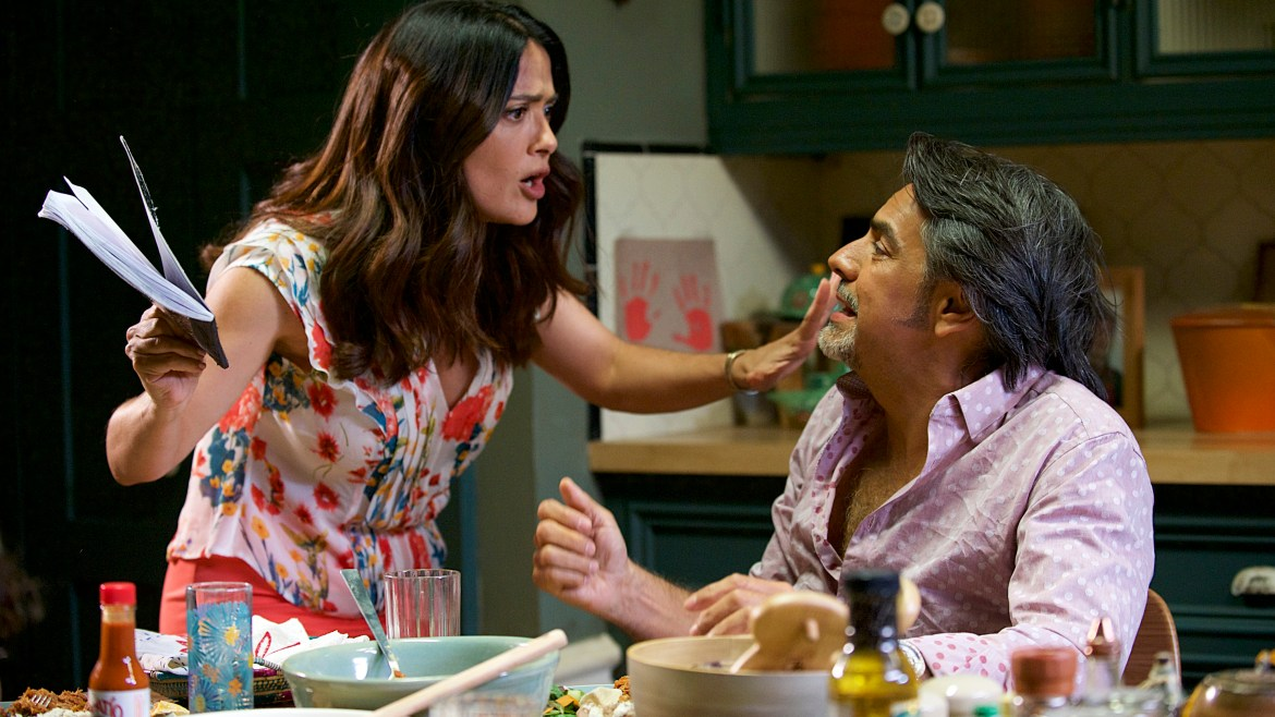 Bringing sexy back: Eugenio Derbez stars in 'HOW TO BE A LATIN LOVER'