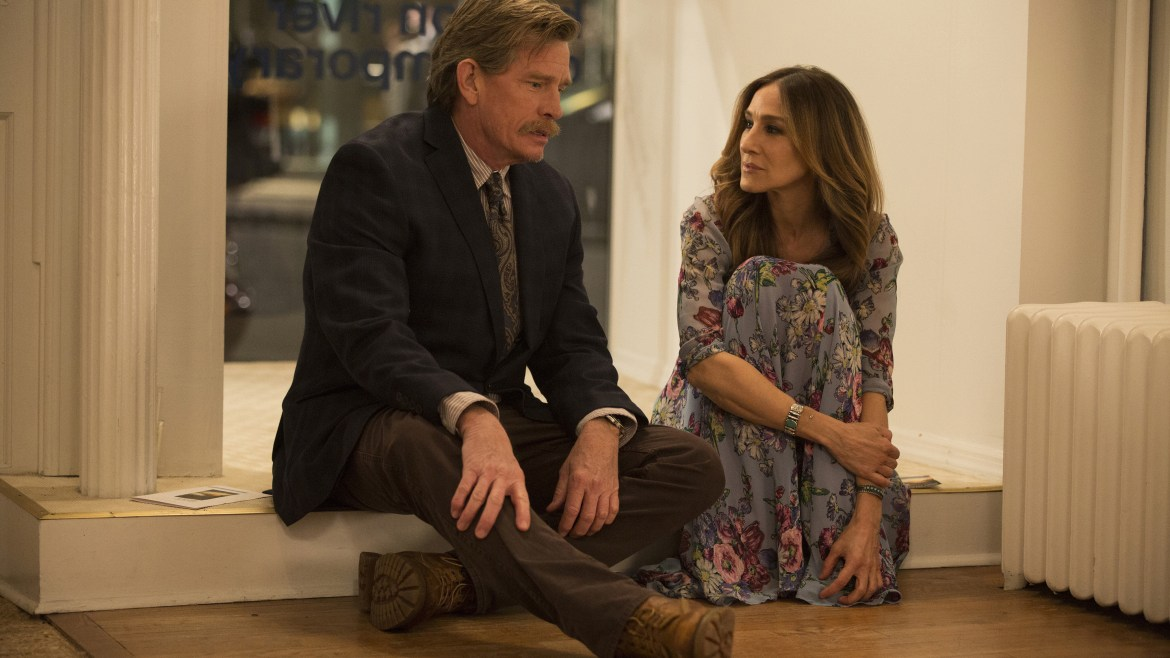 For better or worse – Sarah Jessica Parker returns to HBO with so-so drama 'DIVORCE'