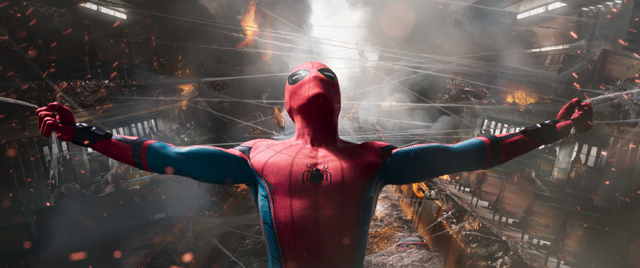 'SPIDER-MAN: HOMECOMING' gets a fantastic new trailer, ugly poster