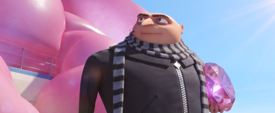 Cinco Paul and Ken Daurio keep franchise fascination alive in 'DESPICABLE ME 3'