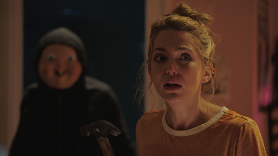 'HAPPY DEATH DAY' is like 'GROUNDHOG DAY' for the horror film loving set