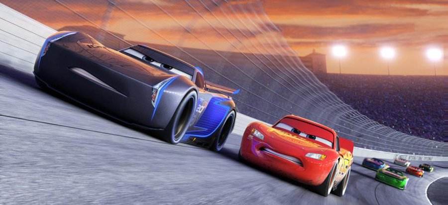 Movie Review: 'CARS 3' – Riding in cars without boys
