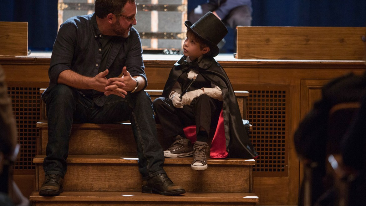 'BOOK OF HENRY' director writes a new chapter in filmmaking