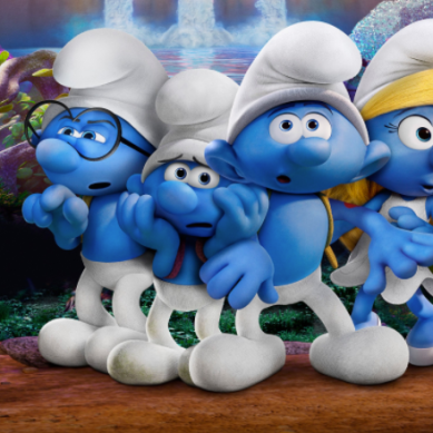 Fresh on 4K Ultra HD: 'SMURFS: THE LOST VILLAGE' won't leave you completely blue