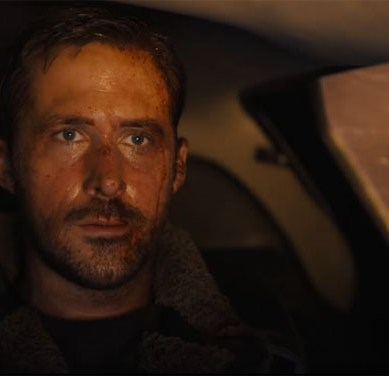 Bliss out on the electrifying international trailer for 'BLADE RUNNER 2049'