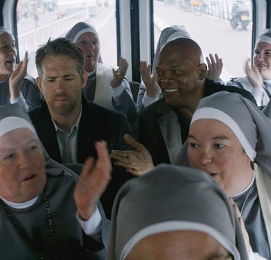 Movie Review: 'THE HITMAN'S BODYGUARD' delivers the goods as promised