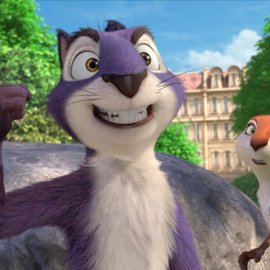 Movie Review: 'THE NUT JOB 2: NUTTY BY NATURE' – Deez nuts: redux