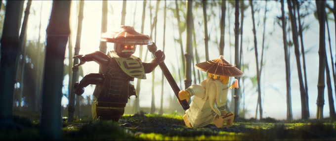 The 4 things you should know about 'THE LEGO NINJAGO MOVIE