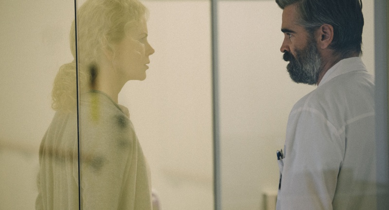 Fresh on Blu-ray: 'THE KILLING OF A SACRED DEER' – an eccentric folktale about cosmic balance