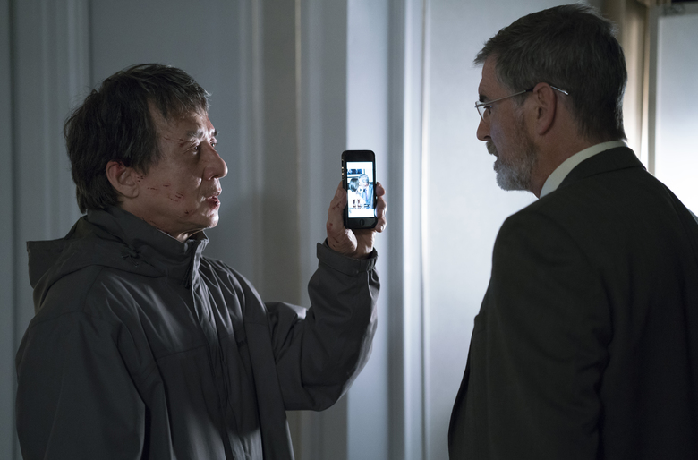 Movie Review: 'THE FOREIGNER' – a very particular set of skills