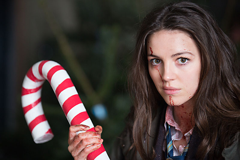 'ANNA AND THE APOCALYPSE' cast and filmmaker dish on the fun of their Christmas zombie musical