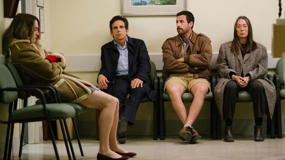 Movie Review: 'THE MEYEROWITZ STORIES (NEW AND SELECTED)' – arrested development