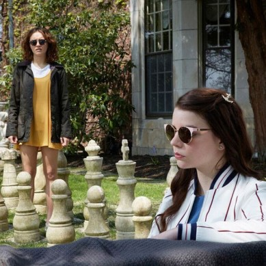 AFI Fest Review: THOROUGHBREDS – Nay-saying