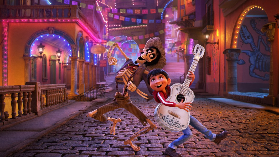 Movie Review: 'COCO' celebrates color, culture and cross-generational bonds