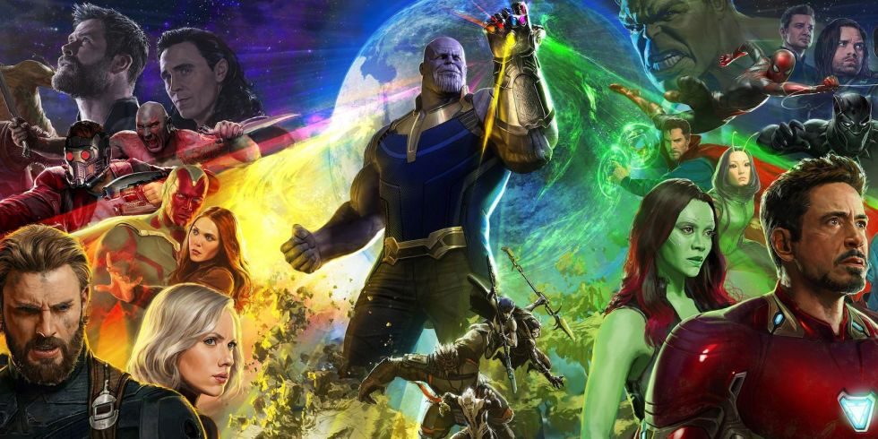 'AVENGERS: INFINITY WAR' trailer wows but also annoys