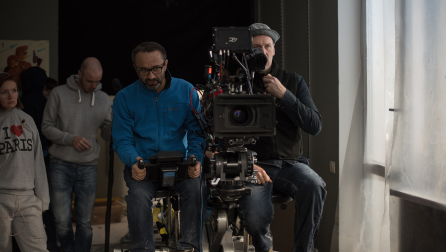 'LOVELESS' director/ co-writer Andrey Zvyagintsev sculpts cinematic taboos into haunting art