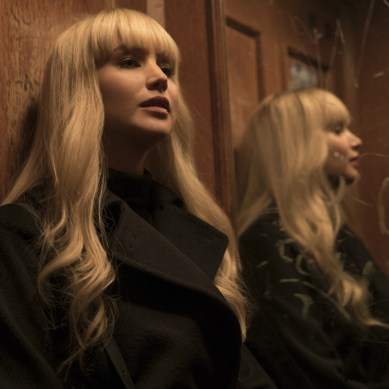 'RED SPARROW' may be the start of another novel franchise for Jennifer Lawrence