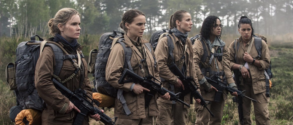 Movie Review: 'ANNIHILATION' will send you mind on a phenomenal run