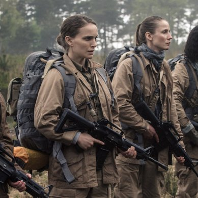 Fresh on Blu-ray: 'ANNIHILATION' and 'THE RETURN OF SWAMP THING'