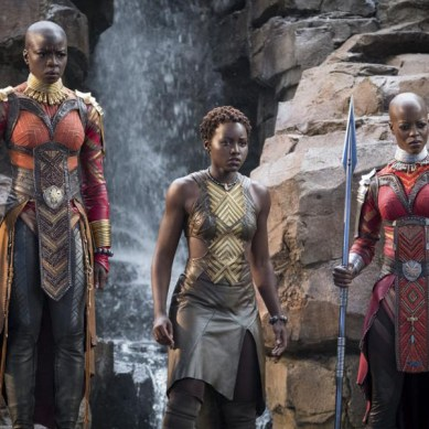 The warrior women of Wakanda are worth celebrating in 'BLACK PANTHER'