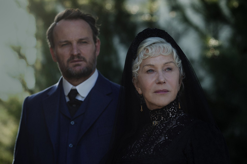 Movie Review: 'WINCHESTER' – Building a mystery (house)