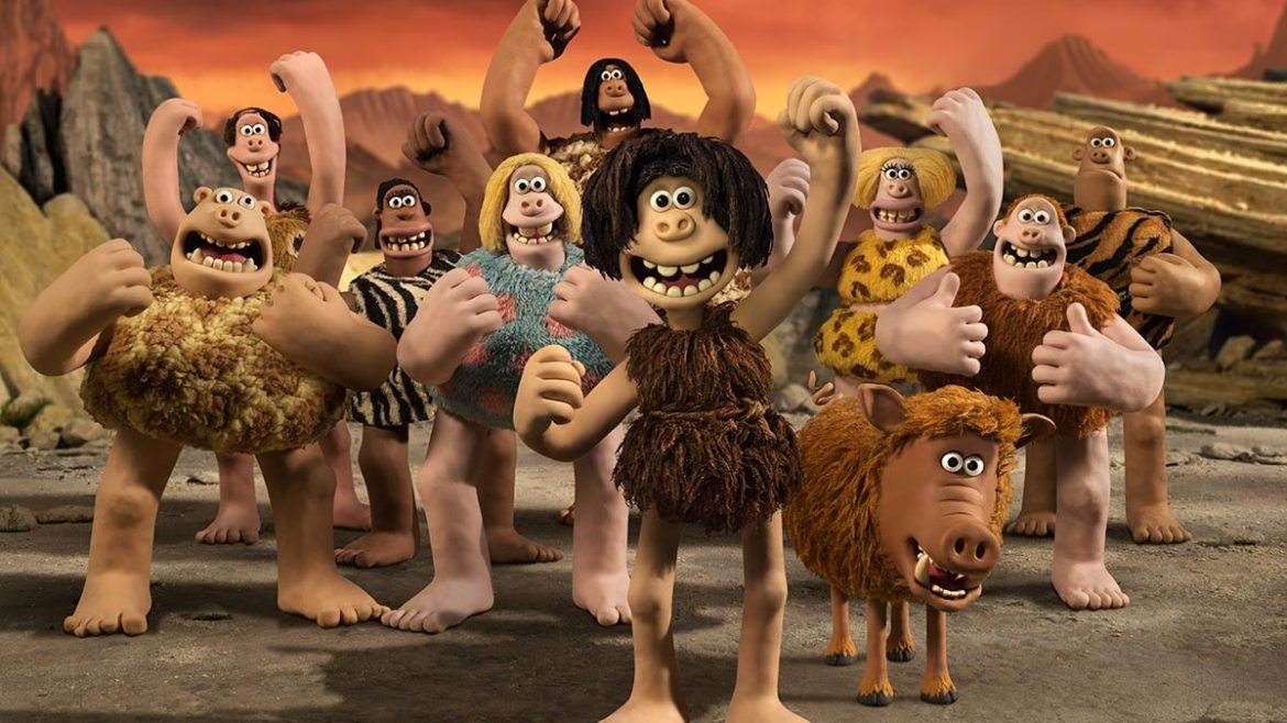 Movie Review: 'EARLY MAN' – Buck-toothed, British and Beautiful